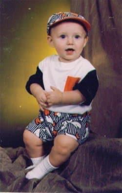 Paxton at 1 year
