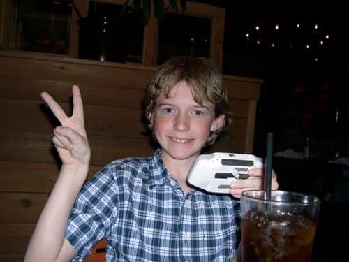 Paxton at 13