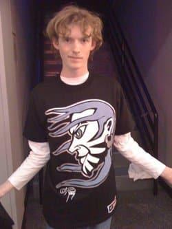Paxton at 17