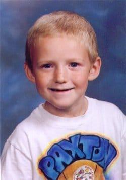 Paxton at 6