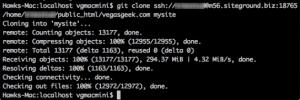 git-clone-results